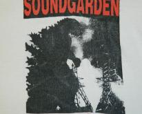 SOUNDGARDEN 1988 SCREAMING LIVE Tour