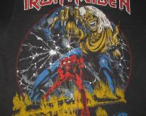 IRON MAIDEN 1982 666 THE NUMBER OF THE BEAST