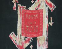 Vintage Exene Cervenka 1989 Old Wives' Tale T-shirt X