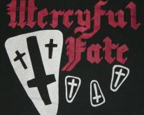 MERCYFUL FATE 80s  Screen Stars XL