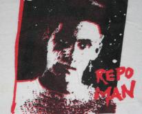 REPO MAN 80s MOVIE  Black Flag Circle Jerks