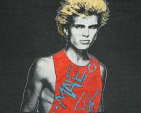 BILLY IDOL 1983 REBEL YELL TOUR  XL