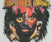 DAVID LEE ROTH Eat Em And Smile 1986 Tour