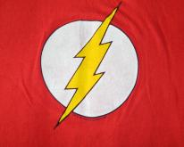 THE FLASH 1988 DC COMICS  80S ORIGINAL TEE