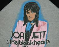 JOAN JETT 1982 I LOVE ROCK N ROLL TOUR