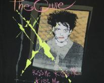 THE CURE 1987 KISS ME TOUR  KISSING concert X