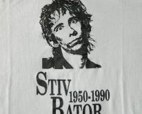 STIV BATORS  THE DEAD BOYS