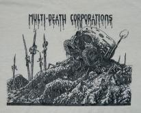 MDC 1983 MULTI-DEATH CORPORATIONS  Tour 80s