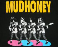 MUDHONEY 1992 EUROPEAN TOUR