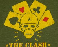 THE CLASH 1982 COMBAT ROCK TOUR  80s