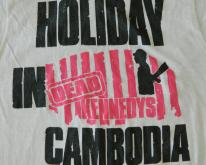 DEAD KENNEDYS 80S HOLIDAY IN CAMBODIA