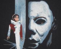 HALLOWEEN 5 MICHAEL MYERS 80s XL  Horror film