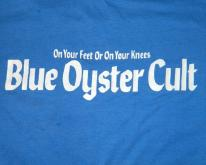 1975 BLUE OYSTER CULT PROMO  70s