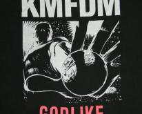 KMFDM GODLIKE  90S TOUR industrial music