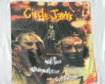 CIRCLE JERKS 1995 North American Tour  MINT!