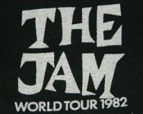 THE JAM 1982 TOUR  THE GIFT ORIGINAL 80S