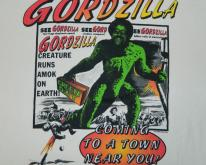 GREEN DAY WORKING CREW TOUR  GORDZILLA 90S