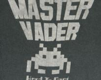 SPACE INVADERS 80s MASTER VADER  video game