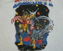 BON JOVI 1989 TOUR  CAPTAIN KIDD