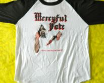 MERCYFUL FATE 1984 DON'T BREAK THE OATH TOUR