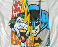 BATMAN THE JOKER HAHAHA 1989  DC COMICS