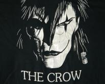 THE CROW J. O'BARR  80S COMIC BOOK SERIES TEE