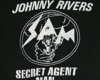 JOHNNY RIVERS SECRET AGENT MAN