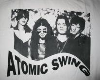 1993 ATOMIC SWING TOUR 93  TEE
