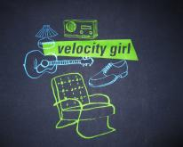1994 VELOCITY GIRL SORRY AGAIN