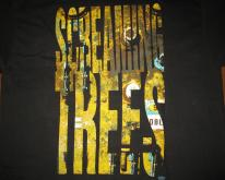 1992 SCREAMING TREES SWEET OBLIVION VINTAGE T-SHIRT SEATTLE