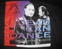1993 DEAD CAN DANCE  TSHIRT GOTH 4AD