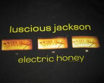 90s LUSCIOUS JACKSON ELECTRIC HONEY