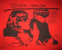 1990 SONIC YOUTH GOO  LONG SLEEVE
