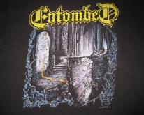 1990 ENTOMBED LEFT HAND PATH   EARACHE RECORDS