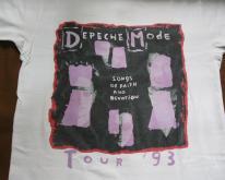 1993 DEPECHE MODE DEVOTIONAL US TOUR
