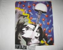 90s FANTAZIA CREW   RAVE DANCE ELECTRONICA