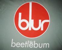 1996 BLUR BEETLEBUM VINTAGE T-SHIRT BRITPOP