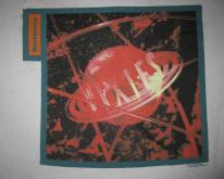 1990 PIXIES BOSSANOVA TOUR VINTAGE T-SHIRT 4AD