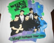 1990 NEW KIDS ON THE BLOCK   NKOTB