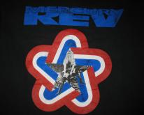 1991 MERCURY REV - YERSELF IS F*CKED - TSHIRT