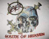 1990 SLAYER SOUTH OF HEAVEN