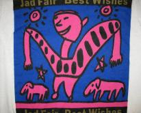 1985 JAD FAIR BEST WISHES   HALF JAPANESE