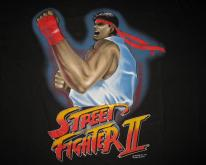 1991 STREET FIGHTER II   RYU CAPCOM