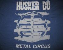 1991 HUSKER DU METAL CIRCUS SST RECORDS BOB MOULD
