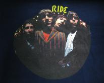 1994 RIDE CARNIVAL OF LIGHT  TSHIRT SHOEGAZE