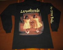 1992 THE LEMONHEADS MY DRUG BUDDY  LS HOODED