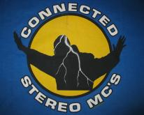 1993 STEREO MCs CONNECTED VINTAGE T-SHIRT