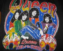 80s QUEEN TOUR OF THE STATES   FREDDY MERCURY