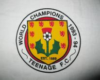 1993 TEENAGE FANCLUB FOOTBALL CLUB