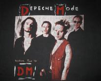 1993 DEPECHE MODE DEVOTIONAL EURO TOUR
